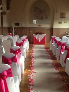 Wedding at Smith Memorial hall