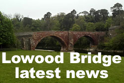 Lowood Bridge latest news